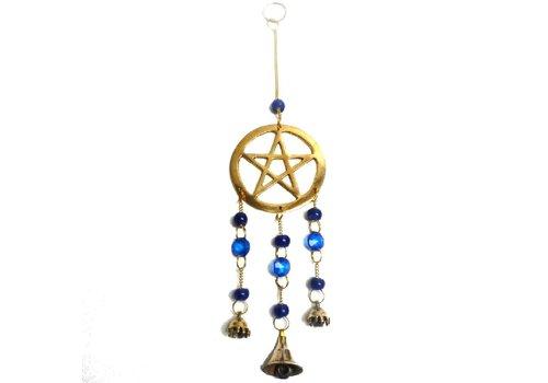 Windspiel Pentagramm