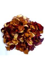 Rosenblütenblätter Flores Rosae centifoliae