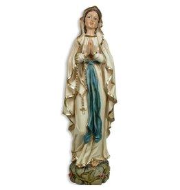 Madonna Lourdes Figur ab