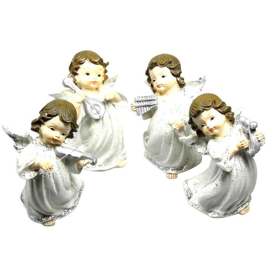 4 Engel im Set-2