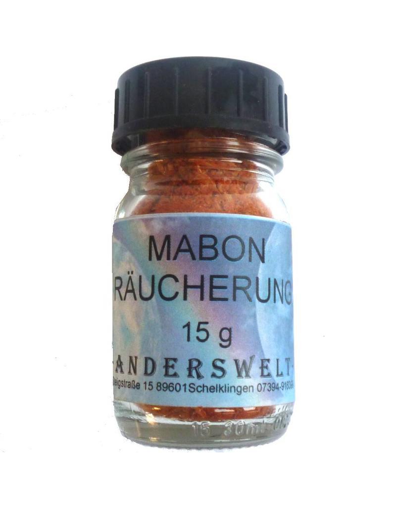 Sabbatte Mabon Räuchermischung