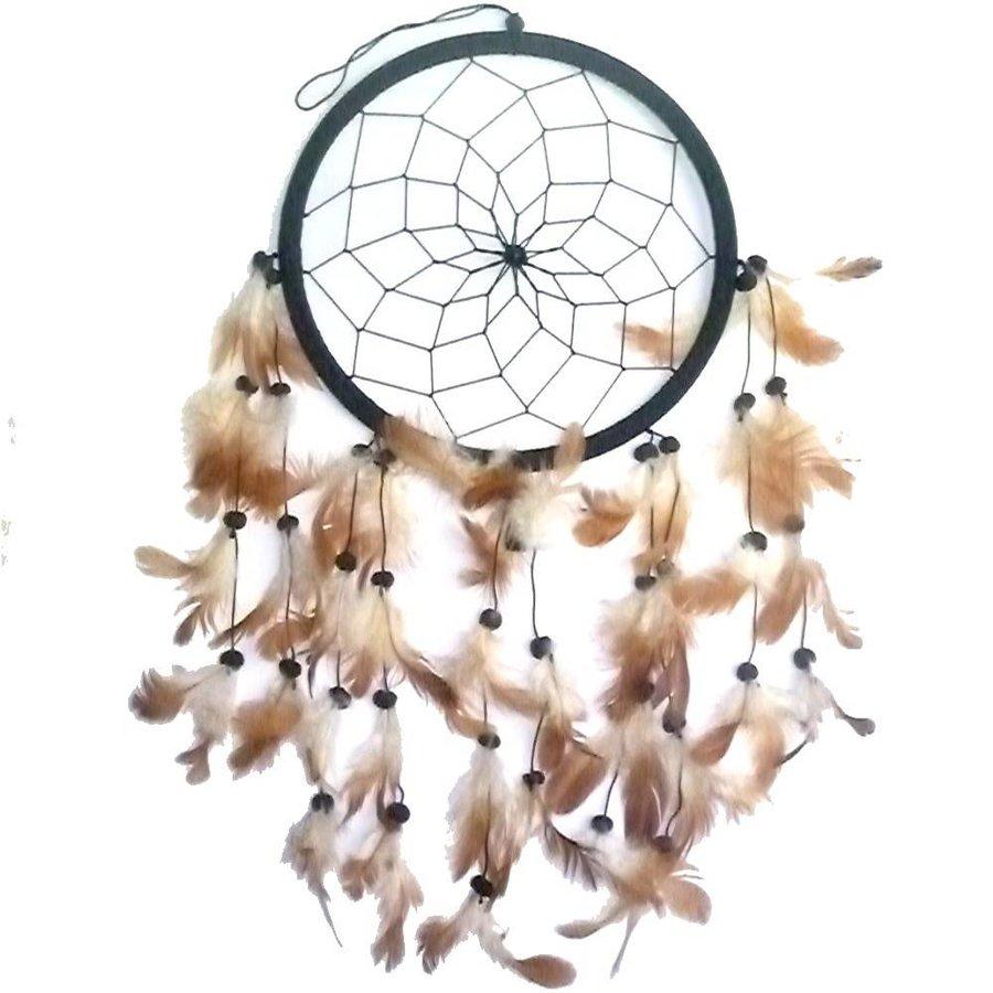 Traumfänger (Dreamcatcher) einfach 20 cm-1
