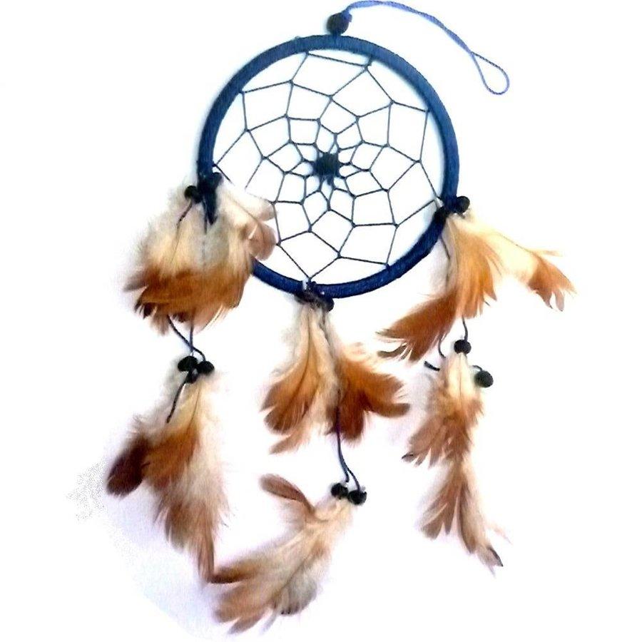 Traumfänger (Dreamcatcher) einfach 11,5 cm-1