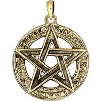 thumb-Pentagramm Anhänger, 925 Sterling Silber oder aus Bronze-5