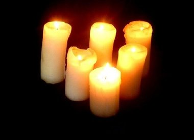 Rituale mit Kerzen