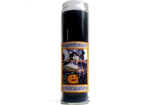 Halloween/ Samhain Kerze im Glas