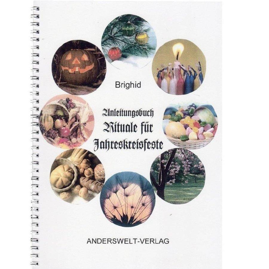 Arbeitsbuch mit Schritt für Schritt Anleitung für die acht Hexensabbate-1