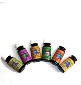 Autoduft mit natürlichen ätherischen Ölen