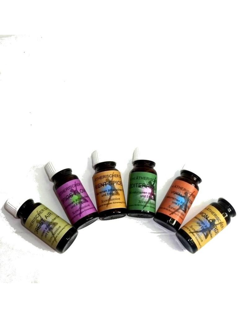 Autodüfte mit natürlichen ätherischen Ölen