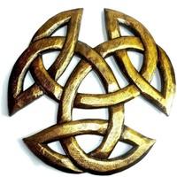 thumb-Dreifacher Knoten, geschnitzt-1