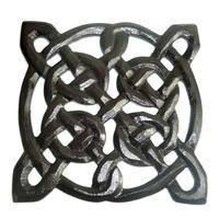thumb-Wandrelief Keltischer Knoten, klein-1