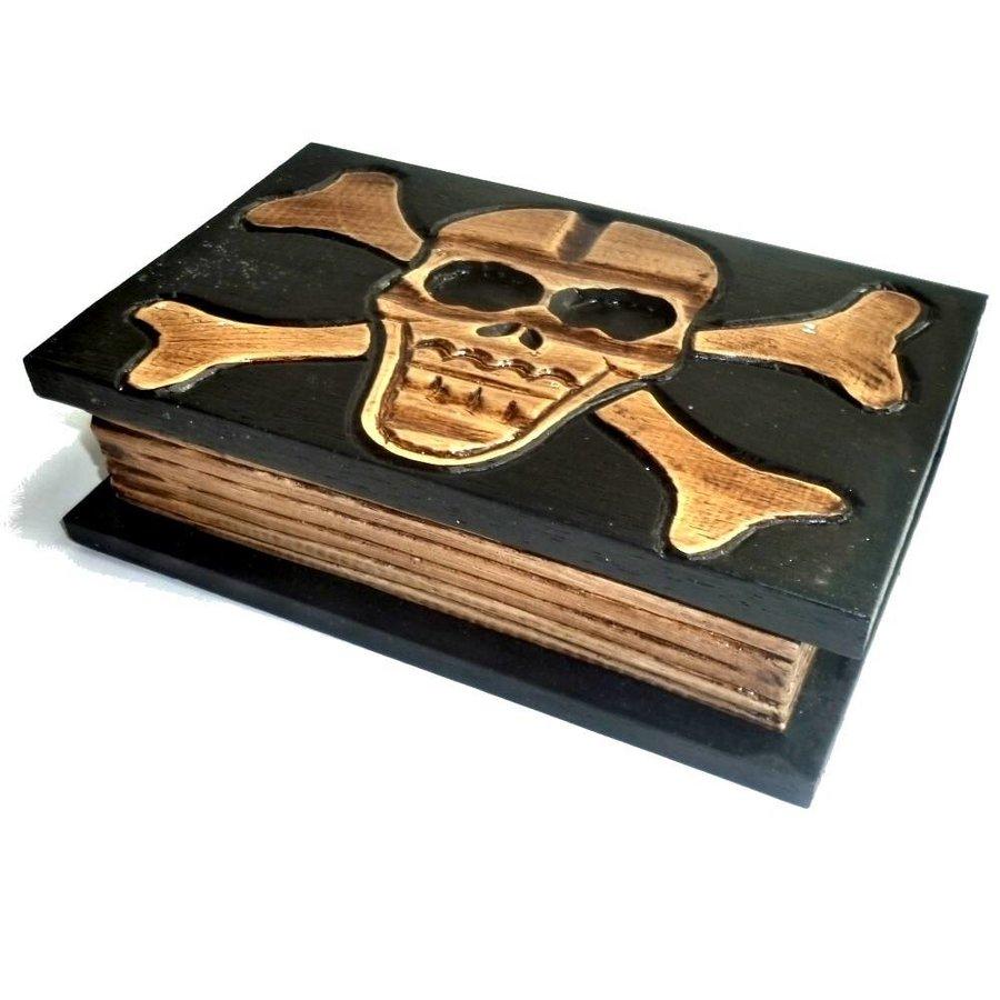 Box Totenkopf Buch-1