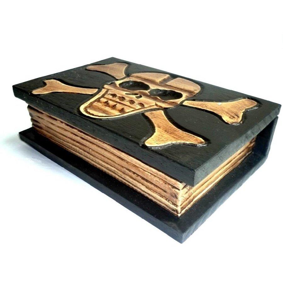 Box Totenkopf Buch-2