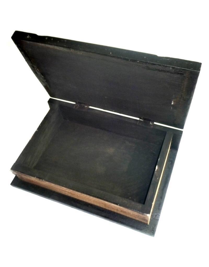 Box Totenkopf Buch