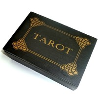 thumb-Tarot Kästchen klein oder groß-1