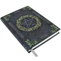 thumb-Schreibbuch mit Pentagramm und Efeu-3