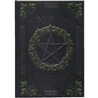 thumb-Schreibbuch mit Pentagramm und Efeu-1