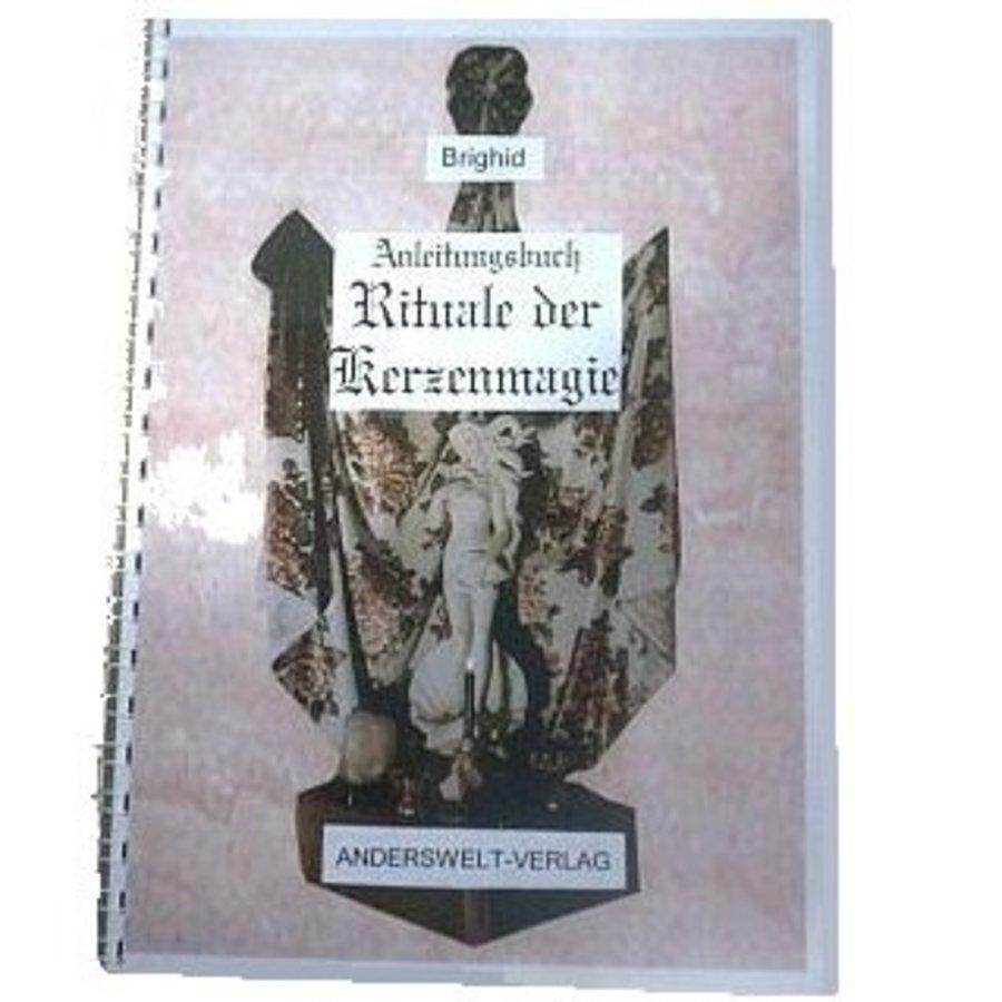 Arbeitsbuch mit Schritt für Schritt Anleitung für Kerzen Rituale-2