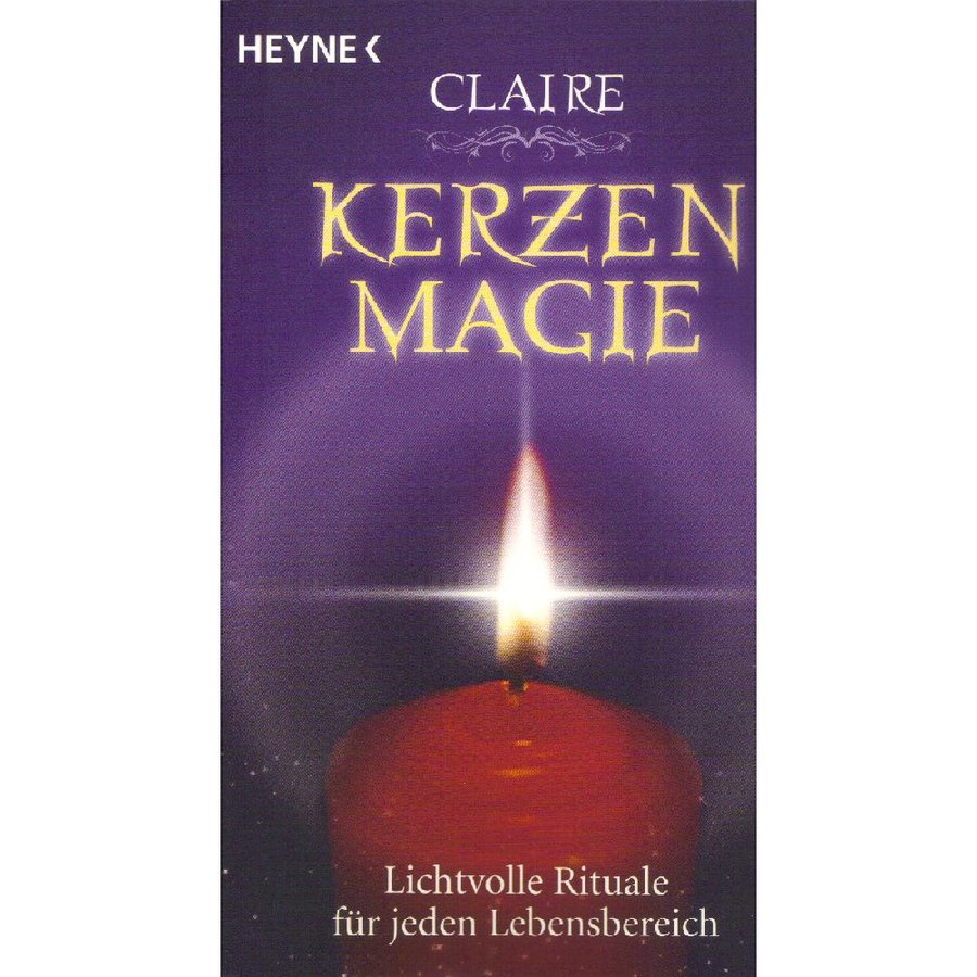 Claire: Kerzenmagie-1