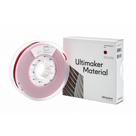 Ultimaker TPU 750gr Red
