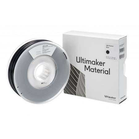 Ultimaker ABS 750gr Black