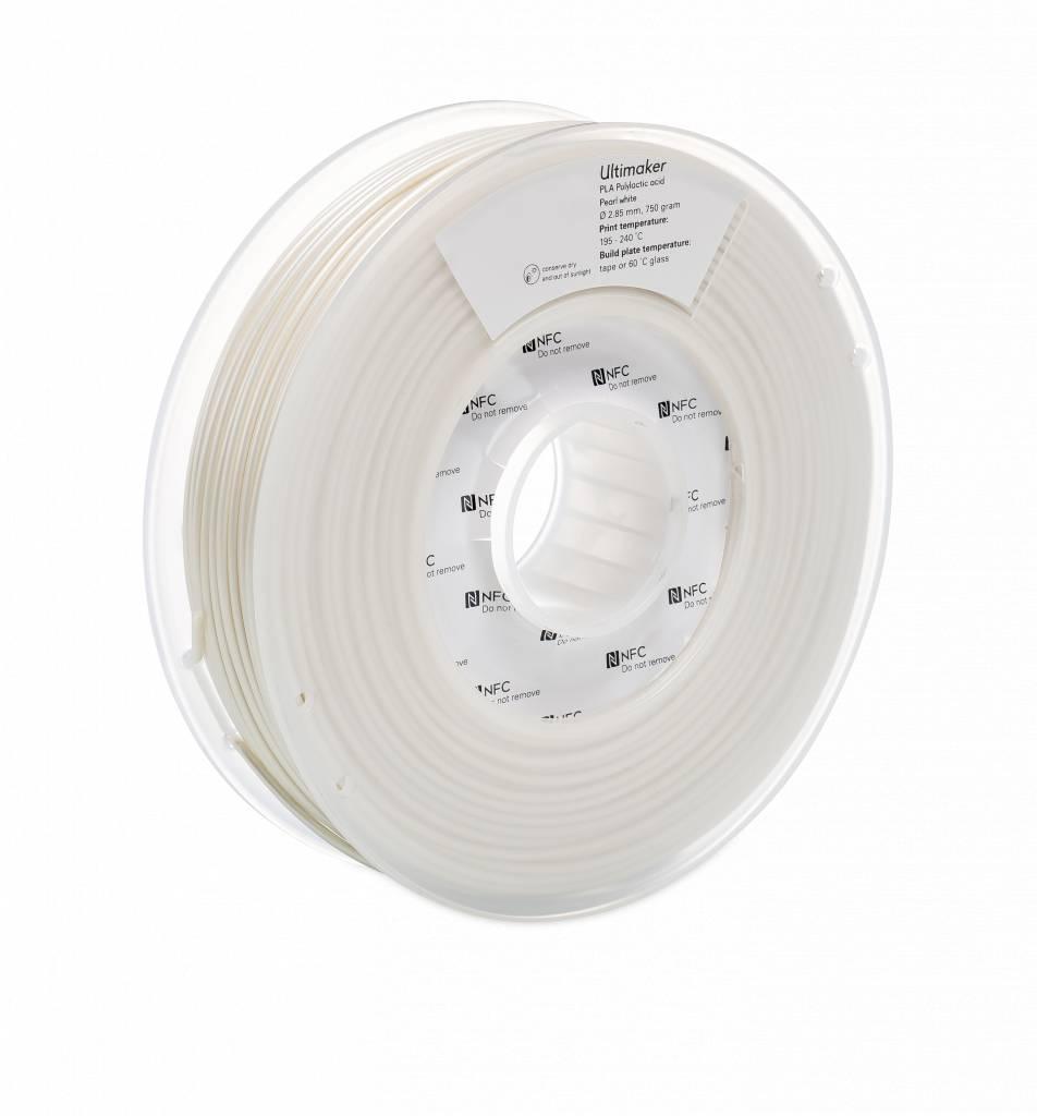 Ultimaker PLA 750gr Pearl-White