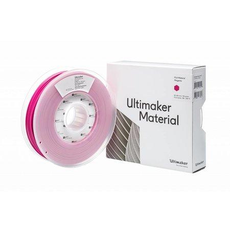 Ultimaker PLA 750gr Magenta