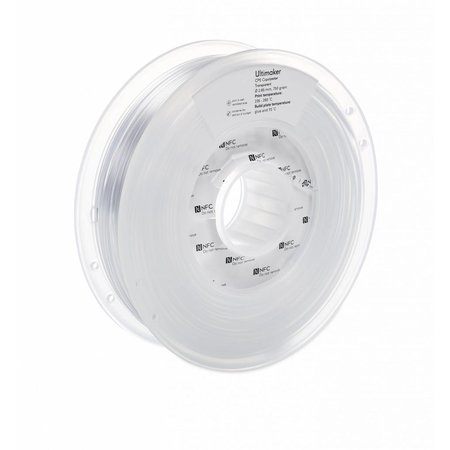 Ultimaker CPE 750gr Transparant