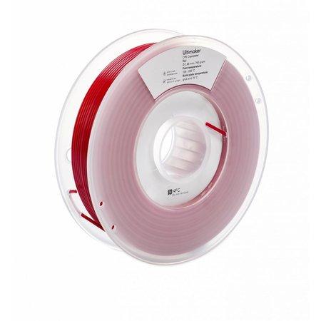 Ultimaker CPE 750gr Red