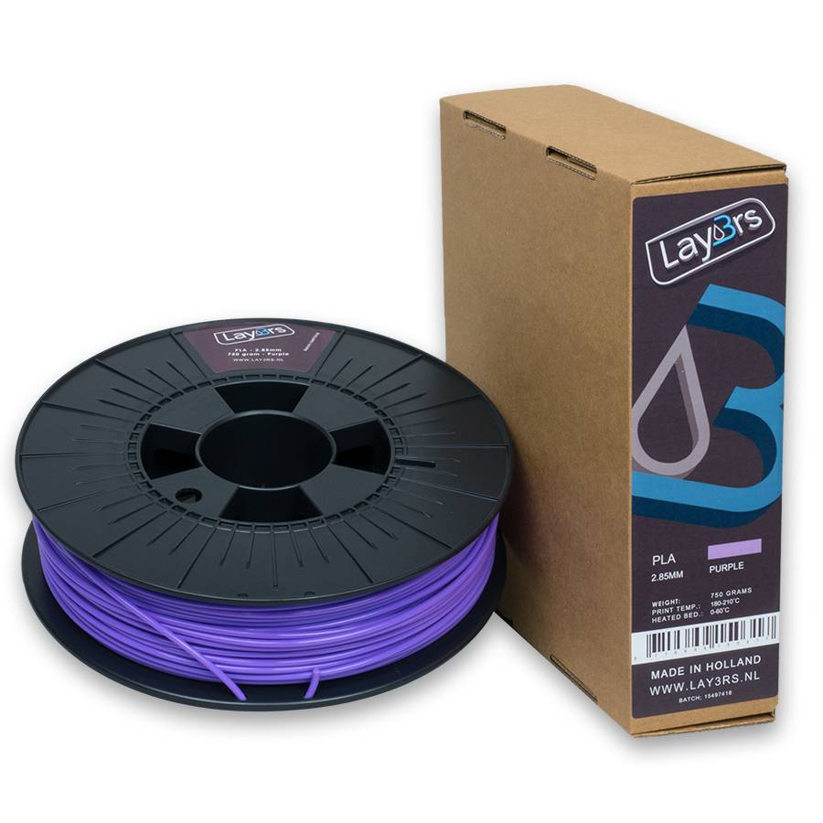 Lay3rs PLA 750gr Purple