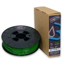 PLA Leaf Green