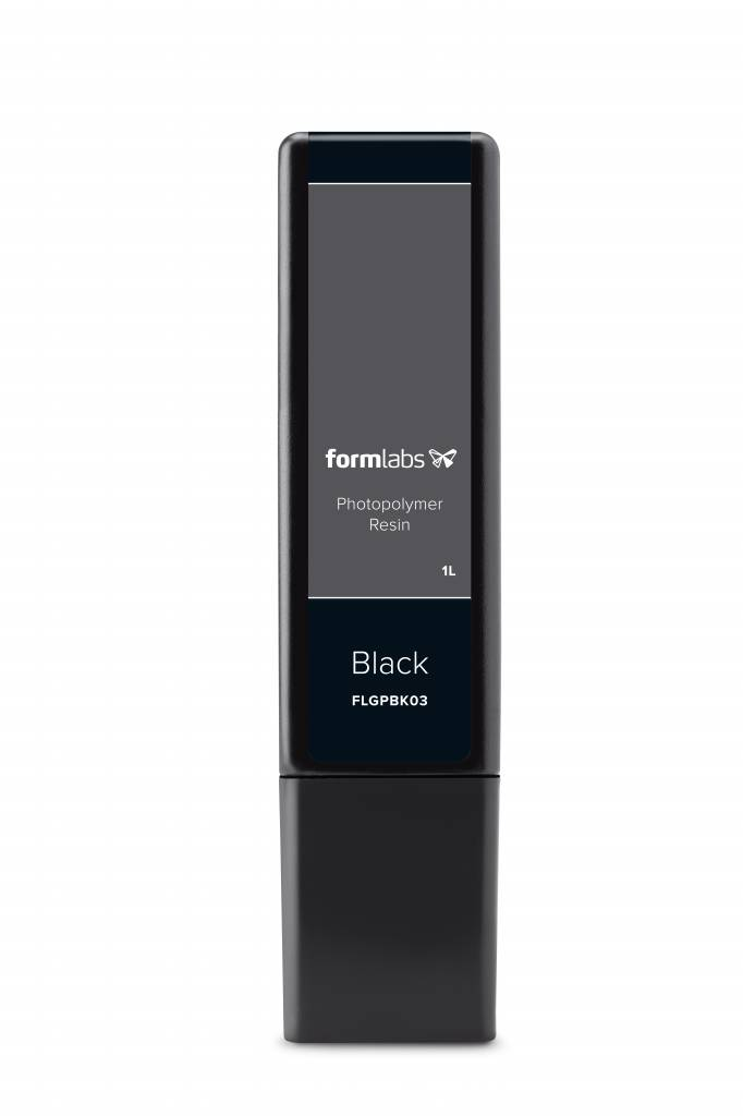 Formlabs Form 2 Black Resin