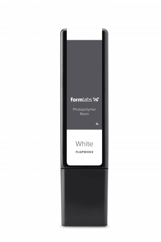 Formlabs Form 2 White Resin