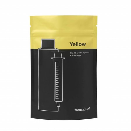 Formlabs Form Color Pigment Yellow