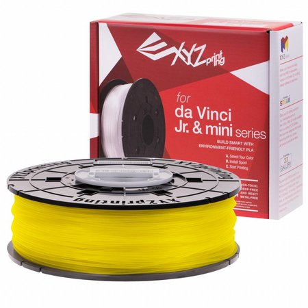 XYZprinting da Vinci Junior PLA Yellow