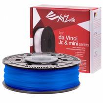 da Vinci Junior PLA Clear Blue