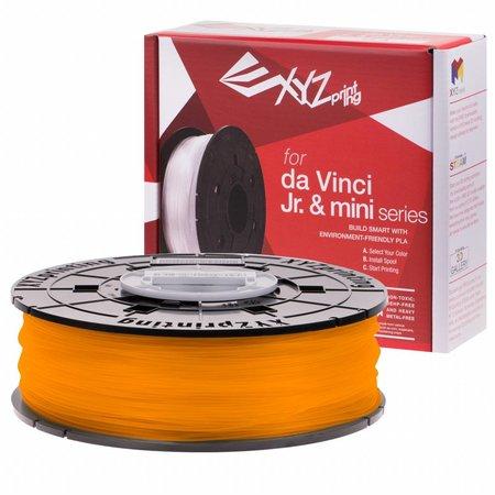 XYZprinting da Vinci Junior PLA Clear Tangerine