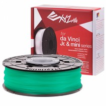 da Vinci Junior PLA Clear Green