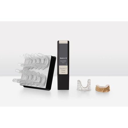 Formlabs Form Dental LT Clear Resin