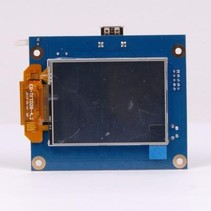 Craftbot LCD HMI panel