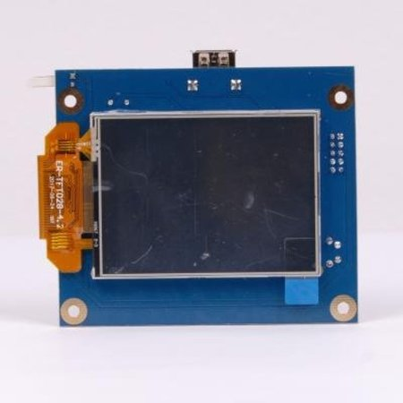 CraftUnique Craftbot LCD HMI panel