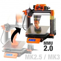 Prusa i3 MK3S Multi Material 2S upgrade kit