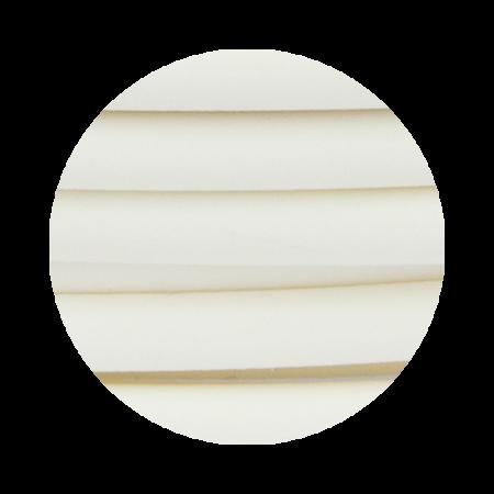 colorFabb PLA Semi-matte White