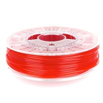 PLA Red Transparant