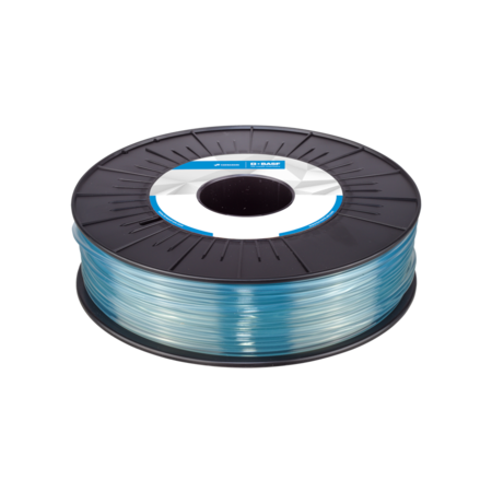 BASF Ultrafuse PLA Ice Blue Transparant