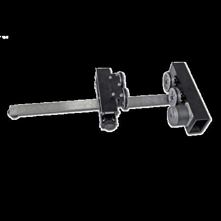 MetaQuip Rotatiemodule voor CO2 laser