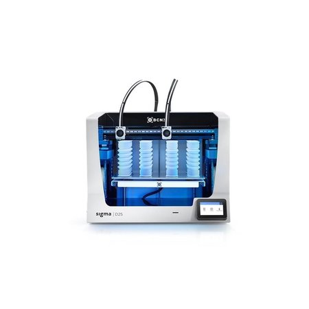 BCN3D Sigma D25 dual extrusion 3D printer