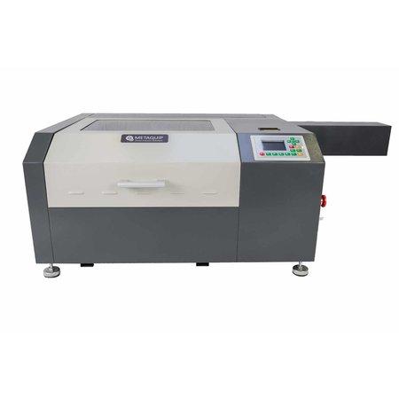 MetaQuip MQ6040 Lasersnijder LITE 2 PLUS 60W