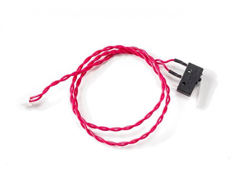 Ultimaker Limit Switch, Red Wire