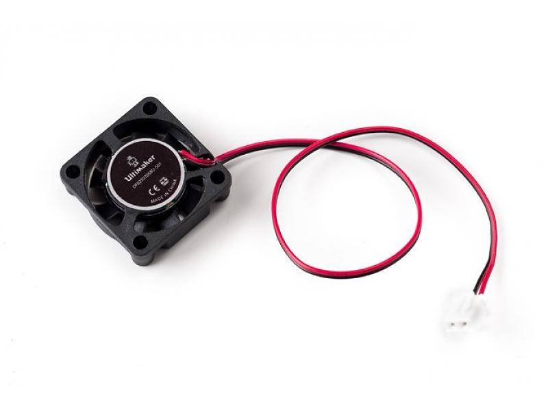 Ultimaker Ultimaker Hot-end Cooling Fan 5VDC 0.08A (UM2(ext))